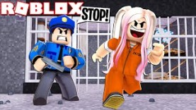 ROBLOX ESCAPE PRISON OBBY