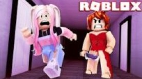 ROBLOX: SURVIVE THE RED DRESS GIRL | PINKIEPOP GAMING