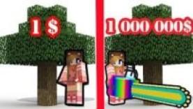 БЕНЗОПИЛА НУБА ЗА 1 ДОЛЛАР И ПРО ЗА 1 000 000 ДОЛЛАРОВ!! ЧТО КРУЧЕ?!