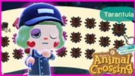 ГДЕ ПАУКИ? | ANIMAL CROSSING: NEW HORIZONS