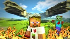 01. Крушение КОСМИЧЕСКОГО корабля – Lp.Выживший (Minecraft Let's Play)