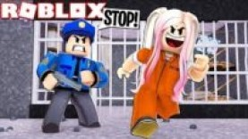 ROBLOX: ESCAPE JAIL OBBY WITH PINKIEPOP GAMING