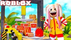 I BUILT A LEVEL 999,999,999 MCDONALDS TYCOON IN ROBLOX