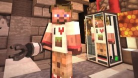 02. Диагностика корабля. Высокая Радиация!! – Lp.Выживший (Minecraft Let's Play)