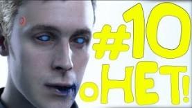 LP. DETROIT: BECOME HUMAN № 10 КОНЕЦ РАССЛЕДОВАНИЮ!