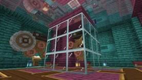 подписчик смешал immersive portals и create mod