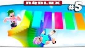 ВПЕРВЫЕ ПРОХОЖУ ПАРКУР КАРТУ В ROBLOX!!